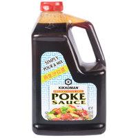 Kikkoman 5 lb. Preservative Free Poke Sauce - 6/Case