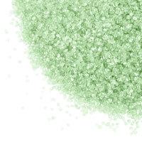 Light Lime Green Sanding Sugar - 8 lb.