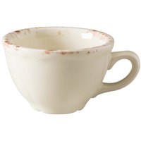 Homer Laughlin 50841301 Cottage Brun 7.25 oz. Cup - 36/Case