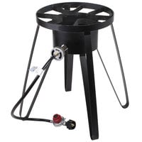 Backyard Pro 21 inch Tall Outdoor Gas Range / Patio Stove