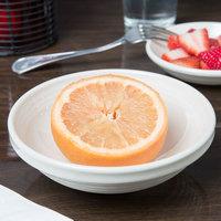 Homer Laughlin 13169200 FlipSide 17 oz. Ivory (American White) Grapefruit Dish - 24/Case