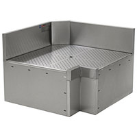 Eagle Group 45ICWB-19 Spec-Bar 45 Degree Inner Corner Workboard