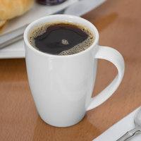 Syracuse China 905356511 Slenda 4.5 oz. Royal Rideau White Espresso Cup - 36/Case
