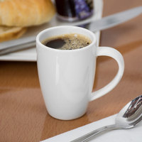Syracuse China 905356510 Slenda 2.25 oz. Royal Rideau White Espresso Cup - 36/Case