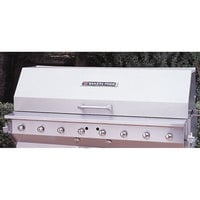 Bakers Pride 21844530 30 inch Stainless Steel Smoke and Roast Roll Top Hood