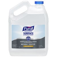 Purell 4342-04 1 Gallon / 128 oz. Fresh Citrus Professional Surface Disinfectant - 4/Case