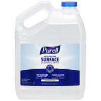 Purell 4340-04 1 Gallon / 128 oz. Fragrance Free Healthcare Surface Disinfectant - 4/Case