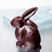 Matfer Bourgeat 382012 Polycarbonate 2 Compartment Rabbit Chocolate Mold