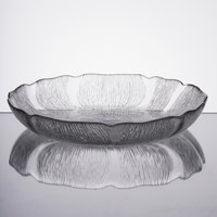 Arcoroc J0226 15 oz. Fleur Glass Soup / Deep Salad Plate / Bowl by Arc Cardinal - 36/Case