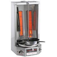 Optimal Automatics 3PG Autodoner Natural Gas 65 lb. Vertical Broiler