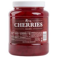 Regal Maraschino Cherry Halves - 1/2 Gallon