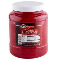Maraschino Cherry Halves - 1/2 Gallon