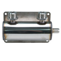 Micro Matic 2837 2-Way Beer Manifold with 1 Barbed Inlet