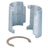 Metro 9986HZ HD Aluminum Split Post Sleeve - 2/Pack