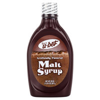Fox's U-Bet Malt Syrup 20 oz. Squeeze Bottle