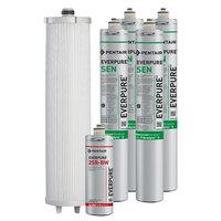 Everpure EV9628-72 Endurance High Flow Quad Cartridge Kit - .2 Micron and 15 GPM