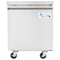 Avantco SS-UC-27R-HC 27 inch Undercounter Refrigerator