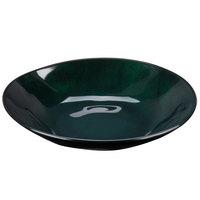 GET B-42-CSG Cosmo 1.3 Qt. Green Melamine Irregular Round Bowl - 12/Case