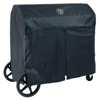 Crown Verity BC-36 BBQ Cover for 36 inch Charbroilers with Roll Dome