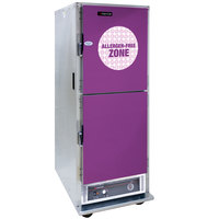 Cres Cor H-135-UA-11-AG Allergen Free Insulated Holding Cabinet with Solid Half Doors