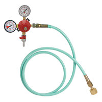 Micro Matic 842WM6 Double Gauge Wall Mount Primary CO2 High-Pressure Regulator