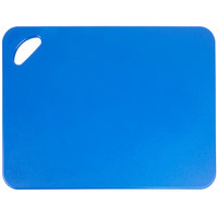 Rubbermaid 1980410 Color-Coded 20 inch x 15 inch Blue Cutting Board