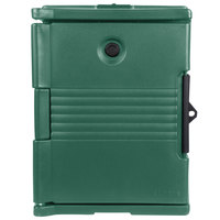 Cambro UPC400SP192 Camcarrier Granite Green Pan Carrier with Security Package