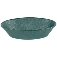 HS Inc. HS1011 9 inch x 5 1/2 inch x 2 inch Jalapeno Polyethylene Oval Basket - 24/Case
