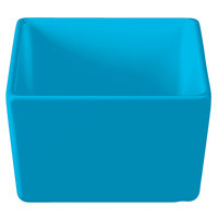Tablecraft CW4024SBL Contemporary Collection Sky Blue 1 Qt. Straight Sided Bowl