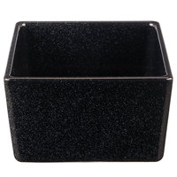 Tablecraft CW4024MS Contemporary Collection Midnight Speckle 1 Qt. Straight Sided Bowl