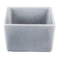 Tablecraft CW4024GR Contemporary Collection Granite 1 Qt. Straight Sided Bowl