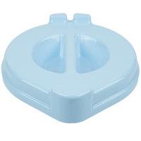 Vollrath 7004 Traex® Safety Mate Blue Ice Porter Lid