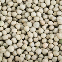 Dried Whole Green Peas - 20 lb.