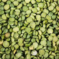 Organic Dried Green Split Peas - 25 lb.