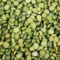 Organic Dried Green Split Peas - 25 lb.