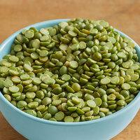 Regal Organic Dried Green Split Peas - 5 lb.