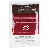 Blueberry Apple Crisp Cappuccino Mix 2 lb Bags - 6/Case