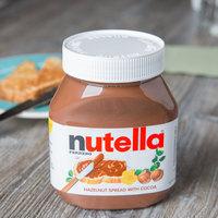 Nutella Hazelnut Spread 26.5 oz. Jar   - 12/Case