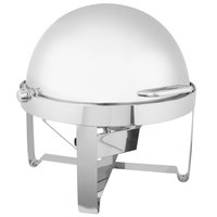 Vollrath 46360 6 Qt. Avenger Round Roll Top Chafer