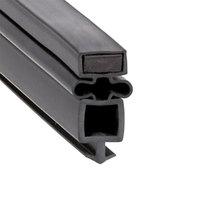 True 810837 Equivalent Magnetic Top Door Gasket - 22 27/32 inch x 36 3/32 inch