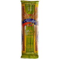 1 lb. Bag Whole Wheat Spaghetti Pasta   - 20/Case