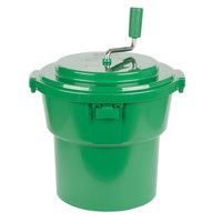 5 Gallon Green Salad Spinner / Dryer with Brake