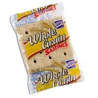 Lance Whole Grain Saltine Crackers   - 500/Case