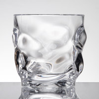 GET SW-1440-1-CL L7 12 oz. Clear SAN Plastic Rocks Glass / Tumbler - 24/Case