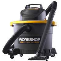 Workshop WS0910VA 9 Gallon Wet / Dry Vacuum