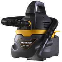 Workshop WS0250VA 2.5 Gallon Wet / Dry Vacuum