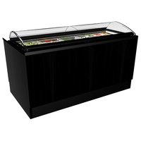 Structural Concepts FSPS72 Fusion 72 1/8 inch Sandwich / Salad Prep Refrigerator