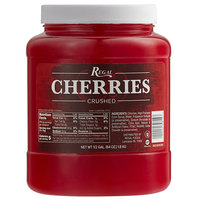 Regal 1/2 Gallon Crushed Maraschino Cherries - 6/Case
