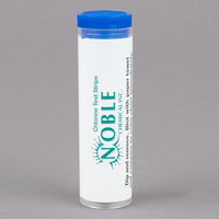 Noble Chemical CM-240 Chlorine Test Strips 10-200ppm - 100/Vial