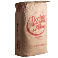Domino 10X Confectioners Sugar - 50 lb.